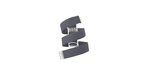 The Unbelt - Earl Grey (Silver Hardware)
