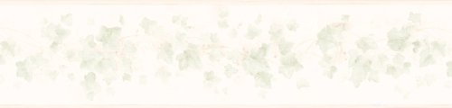 Brewster 418B318 Borders and More Playful Ivy Wall Border, 5.25-Inch by 180-Inch, ()