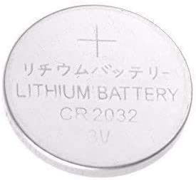 100 Pack CR2032 Battery 210mAh 3 Volt Lithium Battery Coin Button Cell 2023