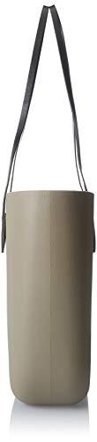 bag W x Marrone L Borsa x Mano Classic O H 14x31x39 a cm Roccia Donna Tq8FTd