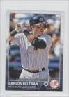 Carlos Beltran (Baseball Card) 2015 Topps Mini - [Base] #45