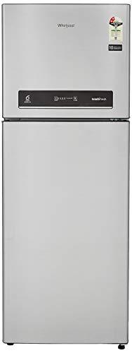 Whirlpool 340 L 2 Star   2019   Frost Free Double Door Refrigerator  IF 355 ELT  2S , German Steel
