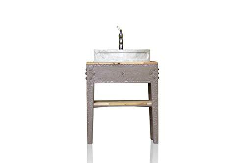 Craftsman Bathroom Vanities - Warm Grey 31