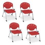 OFM 305-12-4PK-P46-OFM Multiuse Chair