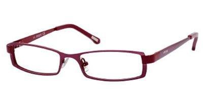 Price comparison product image Fossil BRIANNA Eyeglasses (023B) Bordeaux,  53 mm
