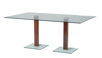 Dual Ellenbogen Tisch klar 2000x 900