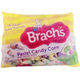 Brachs Pastel Candy Corn 14oz Bags, Pack of 3