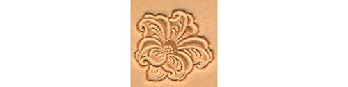 Tandy Leather Lily Craftool 3-D Stamp 88494-00
