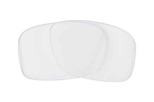 Best SEEK OPTICS Replacement Lenses Oakley HOLBROOK - Crystal - Lenses Holbrook Clear