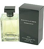 Romance By Ralph Lauren For Men. Eau De Toilette Spray 3.4 Ounces