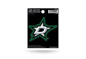 Rico Industries NHL Dallas Stars Die Cut Team Logo Short Sport Sticker ()