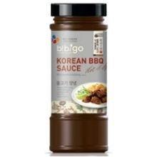 Bibigo Korean Barbeque Sauce, 11.81 Ounce -- 6 per case.