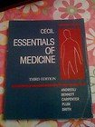 Cecil Essentials of Medicine, Andreoli, Thomas E. and Bennett, J. Claude, 0721632726