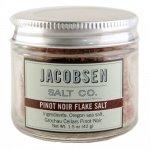 Jacobsen Salt - Oregon Pinot Noir Flake Salt - 1.5 oz