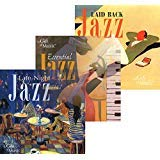 COLO Stocking Stuffer for Men and Women- Set of 3 Jazz CDS -Christmas Decorations-Xmas Lights