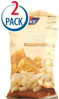 Barbara's Bakery, Cheese Puffs Baked, White Cheddar, 5.5 oz(Pack of 1)