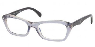 Prada PR16NV Eyeglasses-CAE/1O1 Denim - Denim Prada