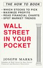 Wall Street in Your Pocket, Joseph Marks, 1885591772