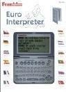Franklin TG-470 Euro-Interpreter. 12 Sprachen Translator Europa: Englisch / Deutsch / Französisch / Italienisch / Spanisch / Türkisch / Portugiesisch ... und Währungen. Datenbank für 100 Einträge