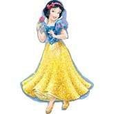 Princess Snow White 37' Mylar Foil Balloon Supershape XL- 1 Piece