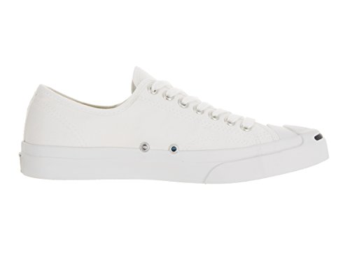 Donne Converse Jack Purcell Cp Tela Partire Top Bianco / Bianco