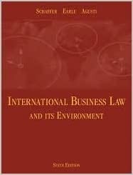 Pdf download international business law 6th edition download.