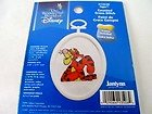 Tigger Cross Stitch Kit by Disney & Janlynn Complete with Floss & Frame (Stitch Tigger Cross)