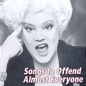 Original album cover of Songs to Offend Almost Everyone by Sharon McNight