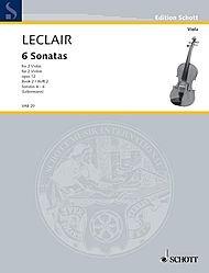 6 Sonatas, Op. 12, Volume 2: 4-6 Performance Score pdf epub