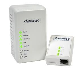 Actiontec Powerline Network Adapter