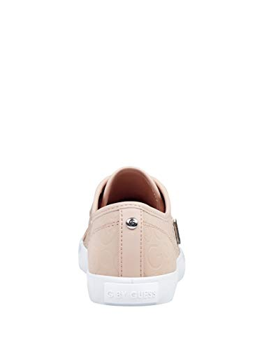Embossed Light Matrix Women's Logo Sneakers GUESS by Pink G a0xqPXvn