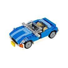 LEGO Creator Blue Roadster 6913