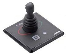 Vetus Bow Thruster Panel With Joystick & Time Lapse - Vetus Bow Thruster