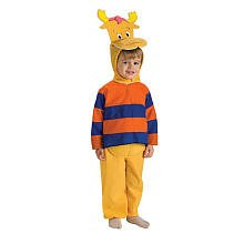 Backyardigans Tyrone Costume (Backyardigans Tyrone Child Costume Size Toddler)