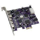 Tango Express 800 -Firewire 800/USB 2.0 Combo PCI Express Card - Includes 3 FireWire Ports and 2 USB Ports