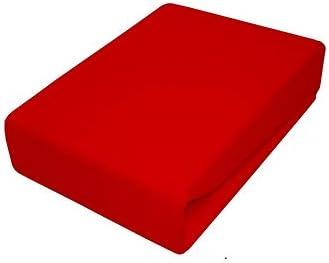 80 x 160 cm, Cappuccino 11 Farben und 5 Gr/ö/ße!! Soft Dream Kinder Bettlaken Spannbettlaken Betttucher Laken FROTTE