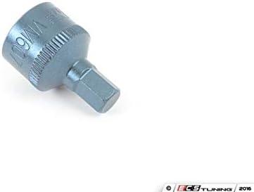 "Vim Products IMPACT-VM6 10pc Half Cut Stubby Metric Hex Set-3//8/"" Sq Drive"