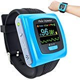 - CONTEC CMS50F Wrist watch pulse oximeter heart rate monitor with software USB cable SPO2 Probe …