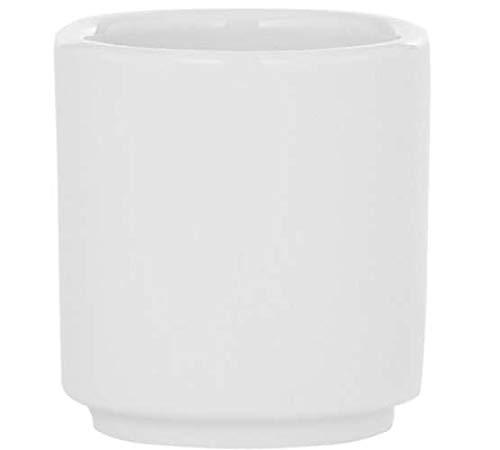 2 x Porcelain Coffee Espresso Tea Cups- (PC-101)