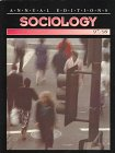 Annual Editions : Sociology, 97-98, Finsterbusch, Kurt, 0697373614