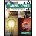 More Reading Power : Intermediate, Mikulecky, Beatrice S. and Jeffries, Linda, 013018649X