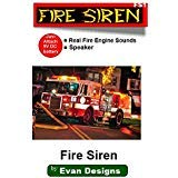 Fire Truck Siren for Diecast and R/C Emergency Vehicles for sale  Delivered anywhere in USA