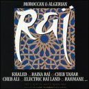 The Gold Collection (Moroccan & Algerian Rai) by Various Artists