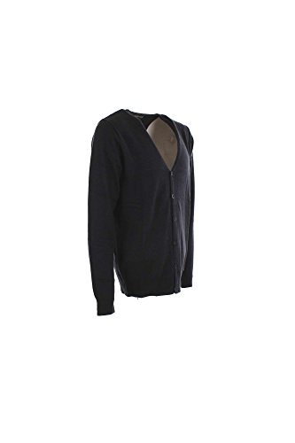 Cardigan Uomo Yes-zee 2XL Blu M831 R200 Autunno Inverno 2016/17