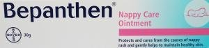 Bayer Bepanthen Diaper(Nappy) Care Ointment 30g by Thailand