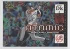 Derek Jeter (Baseball Card) 2000 Upper Deck Ionix - Atomic #A6