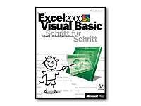Microsoft Excel 2000 Visual Basic Schritt für Schritt, m. CD-ROM