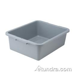 Winco PLW-7G Dish Box, 20.75'' x 16.75'' x 7'', one compartment