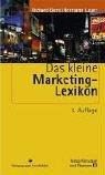 Das kleine Marketing-Lexikon