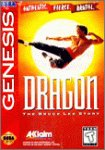 Dragon: The Bruce Lee Story - Sega Genesis